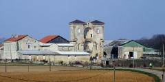 Ancienne abbaye de Jovilliers - Français:   Stainville - Abbaye des Prémntrés de Jovilliers - Une abbaye au milieu des champs