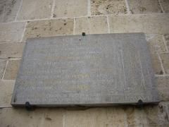 Ancienne abbaye Saint-Vanne - Français:   Immeuble au 27 rue de la Paix à Verdun (Meuse, France).