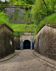 Citadelle -  cité  souterraine