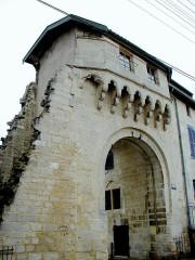 Porte Châtel - Français:   Verdun - Porte Châtel
