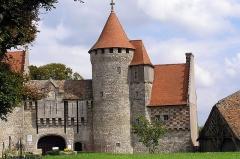Château d'Hattonchâtel -  château fort d'Hattonchâtel, commune de Vigneulles-lès-Hattonchâtel (Meuse), France