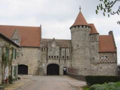 Château d'Hattonchâtel - Deutsch: Die Burg Hattonchâtel, Meuse