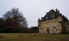 Château de Ville-sur-Saulx (également sur commune de Lisle-en-Rigault) - English: château de Trèves Ville-sur-Saulx.