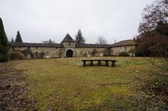 Château de Ville-sur-Saulx (également sur commune de Lisle-en-Rigault) - English: château de Trèvesde Ville-sur-Saulx.
