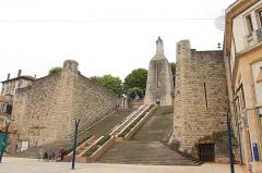 Monument A la Victoire et aux Soldats de Verdun -  Verdun.