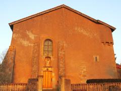 Eglise Saint-Arnould - English: Arry church