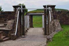 Citadelle - English: Bitche Citadel Drawbridge