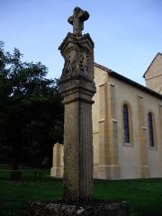 Eglise de Morlange - English: Morlange's church, in Fameck, Moselle, France.