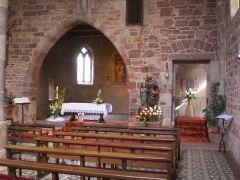 Chapelle Sainte-Croix - Deutsch: Kapelle zum Hl. Kreuz, Forbach