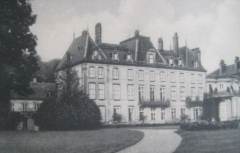 Domaine de Wendel et Château -  Château Humbert de Wendel, Hayange (démolie en 2007: voyez ici).