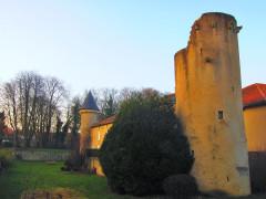 Château de Mardigny - English: Mardigny Lorry castle