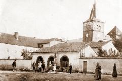 Eglise Saint-Léger -  Place d'Armes, Marsal