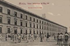 Caserne Ney ou caserne du Génie - Deutsch: Kaiser Wilhelm Kaserne in Metz (Caserne Ney)