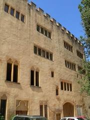 Ancienne commanderie Saint-Antoine -  La grange des Antonistes