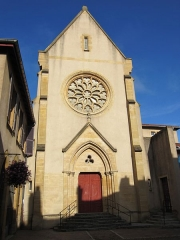 Couvent des Carmélites -  chapelle jesuites Metz