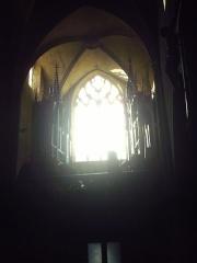 Eglise Saint-Eucaire -  Eglise St Eucaire, Metz.