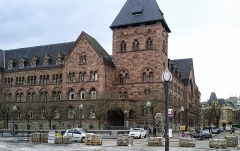 Hôtel des Postes -  Metz