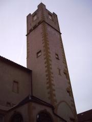 Ancien hôtel Saint-Livier -  Hôtel Saint Livier de Metz.