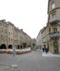 Maison -  Place Saint-Louis, Metz, France