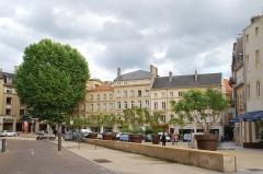 Maison - Deutsch: Place Saint-Louis in Metz
