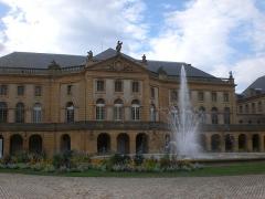 Théâtre municipal - Italiano: Metz, Place de la Comédie, Opéra-Théâtre, 1738-52