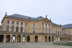 Théâtre municipal -  Opéra-théâtre de Metz, Metz, Lorraine, France