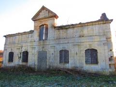 Château (ruines) - English: Ottange castle 3