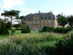 Château - English: Castel of Pange, Lorraine, France