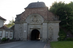 Fortifications -  Porte d'Allemagne,  Phalsbourg, Moselle