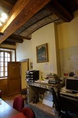 Hôtel de ville - Français:   vue de