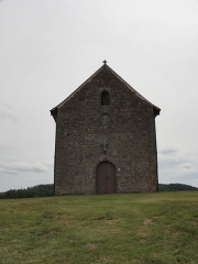 Chapelle Haute du pèlerinage -  Haute-Chapelle de Saint-Quirin, Moselle, France.