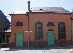 Synagogue - English: Synagogue Sarrebourg