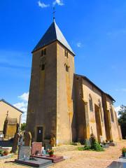 Eglise Saint-Martin - English: Sillegny church
