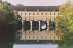 Pont-écluse Sud du Couronné d'Yutz -  Thionville, pont-écluse