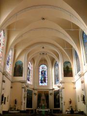 Eglise Saint-Simon et Saint-Jude - Français:   Metz - Eglise Saint-Jude-et-Saint-Simon