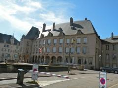 Couvent des Clarisses -  Hôtel de ville de Thionville