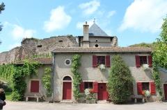 Château - Français:   Château d\'Épinal, Epinal, Vosges, Lorraine, France