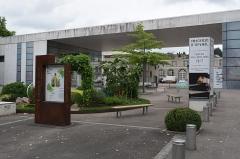 Imagerie Pellerin (bâtiments et machines qu'ils renferment) - Français:   Vue d\'Épinal, dans le département des Vosges en France.