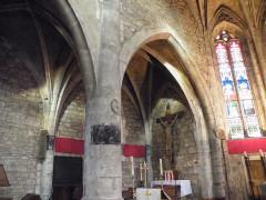 Eglise - Français:   Litre funéraire église Saint-Mansuy