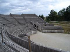 Amphithéâtre romain (ruines) -  GRAND