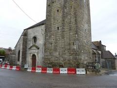 Eglise Sainte-Libaire - English: Église Sainte-Libaire,Grand, Vosges, France