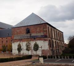 Ancienne abbaye - Français:   Ancienne bibliothèque