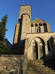 Eglise Saint-Christophe -  Neufchâteau (Vosges)