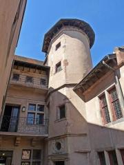 Hôtel de ville - Français:   Hôtel de ville de Rambervillers (Vosges).