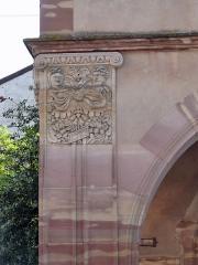 Hôtel de ville - Français:   Hôtel de ville de Rambervillers.
