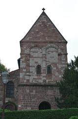 Petite église attenant à la cathédrale (Eglise Notre-Dame) - Église Notre-Dame de Saint-Dié-des-Vosges.