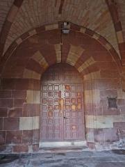 Petite église attenant à la cathédrale (Eglise Notre-Dame) - Église Notre-Dame de Saint-Dié