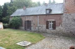 Château -  Château d'Audignies