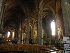 Eglise Saint-Nicolas -  Collégiale Saint-Nicolas d'Avesnes-sur-Helpe