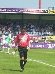 Vestiges antiques - Nederlands: Mario Been tijdens de eerste training van Feyenoord